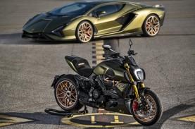 Ducati Diavel 1260 Lamborghini Dibanderol Rp452 Jutaan,…