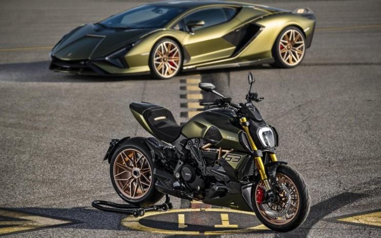 Ducati Diavel 1260 Lamborghini.  - Ducati