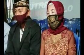 Heboh Pria Ponorogo Berusia 29 Tahun Nikahi Nenek…
