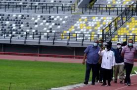 Piala Dunia U-20, Renovasi Luar Stadion Gelora Bung…