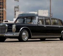 Mercedes 600 Pullman 1965 Milik Mantan Menteri China Dijual Rp4 Miliar