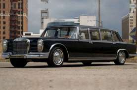 Mercedes 600 Pullman 1965 Milik Mantan Menteri China…