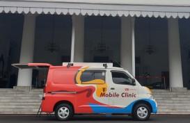 Daihatsu Sumbang Mobil Klinik Berbasis Gran Max ke Jabar