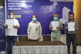 Bantu 121 UMKM, Jasa Marga Salurkan Pinjaman Rp3,5…