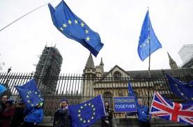 Melunak, Inggris dan Uni Eropa Sepakat Lanjutkan Negosiasi…