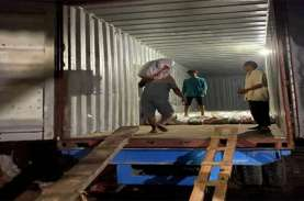 Sumatra Utara Ekspor Lagi 26 Ton Lidi Nipah ke India