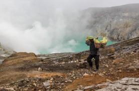 Jelajah Wisata Jatim, Jam Pendakian ke Gunung Ijen…