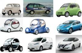 Nissan Leaf Ultah, Ini 12 Model Kendaraan Listrik Nissan Bersejarah