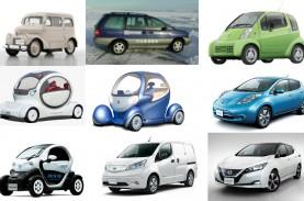 Nissan Leaf Ultah, Ini 12 Model Kendaraan Listrik…