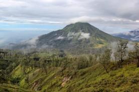 Jelajah Wisata Jatim, Pendaki ke Gunung Ijen Dimudahkan…