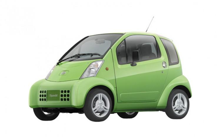 Nissan Hypermini EV menerima New Energy Grand Prize dari Japan's New Energy Foundation dan penghargaan Good Design dari Japan Institute for Design Promotion.  - Nissan