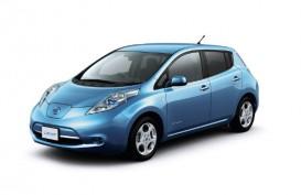 Nissan LEAF (2010) : Membawa EV menjadi Arus Utama