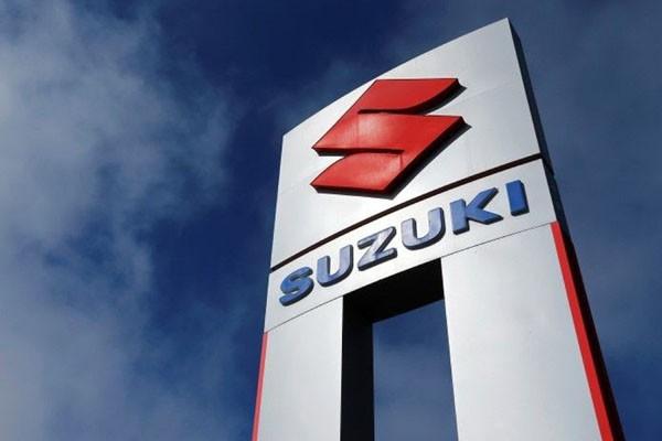 Suzuki.  - Reuters/Anindito Mukherjee