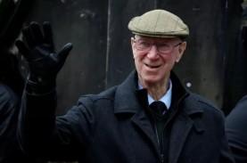 Nama Jack Charlton Abadi di Elland Road, Markas Leeds…
