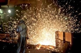 Hilirisasi Nikel, WIKA-CNI Bangun Pabrik Smelter Rp2,8…