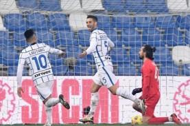 Inter Milan Bikin Sassuolo Derita Kekalahan Pertama,…