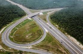 Libur Akhir Tahun, 648 Km Tol Trans Sumatra Siap Beroperasi