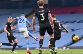 Hasil Lengkap Liga Inggris : Everton Kalah Lagi, ManCity…