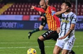 Hasil Liga Italia: Juventus Seri vs Tim Promosi, Atalanta Kalah