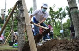 Dukung Lingkungan Sehat, Pertamina Gelar Aksi Tanam Pohon di Sidoarjo