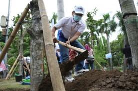 Dukung Lingkungan Sehat, Pertamina Gelar Aksi Tanam…