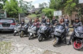 Jelajah Wisata Jatim, PCX Club Banyuwangi Semangat…