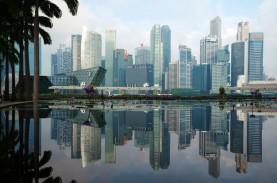 Penghuni Perkantoran Hong Kong Diam-diam Pindah ke Singapura