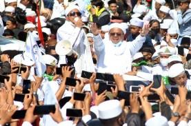 Kubu Rizieq Berlindung di Balik Pernyataan Jokowi…