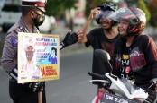 Jumlah Pelanggar Turun, Wali Kota Jambi Tetap Ingatkan Disiplin 3M