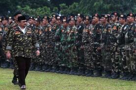 Banser Tegaskan Siap Bantu TNI/Polri Tumpas Teroris…