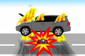 Bom Mobil Meledak di Afghanistan, 30 Aparat Keamanan…