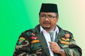 GP Ansor Minta Kadernya untuk Sementara Tak Temui…
