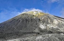 Gunung Ile Ape Lewotolok Erupsi, 2.782 Jiwa Mengungsi