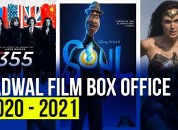 Jadwal Film Box Office Desember dan Awal 2021