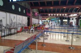 INDUSTRI AVIASI TERSENGAT COVID-19 : Bebas Bea Bandara…