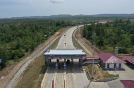 PEMANTAUAN TOL TRANS-SUMATRA : HK Pasang 636 Unit…