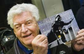 Aktor pemeran Darth Vader Meninggal Dunia