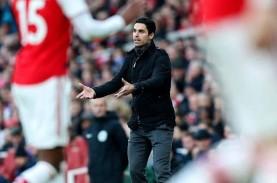 Hasil Liga Inggris : Arsenal Digasak Wolves di Emirates