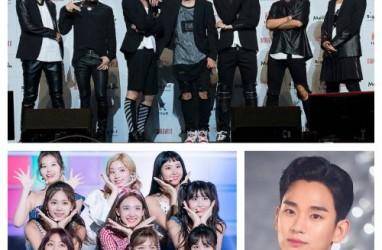 Lee Jung-jae, Kim Soo-hyun, TWICE Raih Penghargaan di 2020 Asia Artist Awards