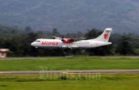 Gunung Ile Lewotolok Erupsi, Wings Air Batalkan Dua Penerbangan