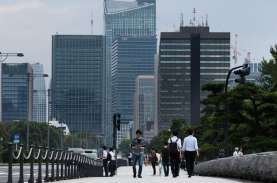 Manufaktur Jepang Terangkat di Tengah Bertambahnya…