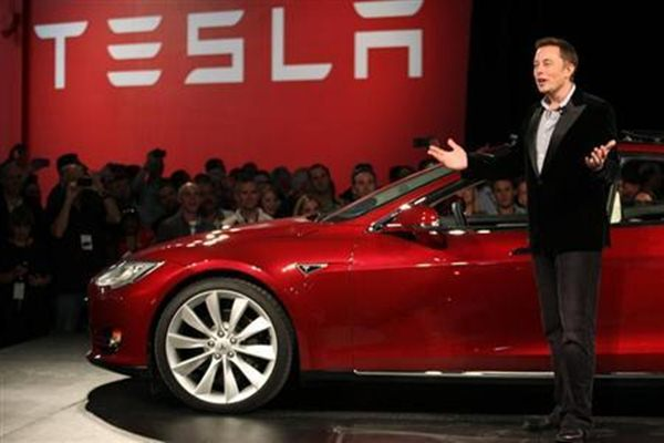 Tesla Motors CEO Elon Musk. - REUTERS