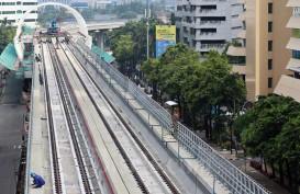 Kemenhub Siapkan Dua Proyek Kereta di Jakarta