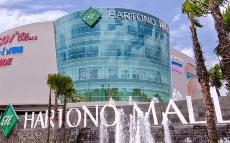 Hartono Mall Yogyakarta. Istimewa