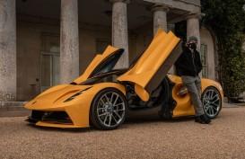 Lotus Kejutkan Goodwood SpeedWeek dengan Debut Evija