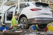 Skoda Auto Luncurkan Produksi Enyaq iV di Mlada Boleslav