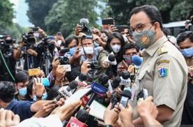 Wagub DKI Jakarta Positif Covid-19, Gubernur Anies…