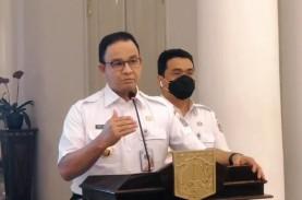 Di Balik Jatuhnya IHSG, Disinformasi PSBB Jakarta…