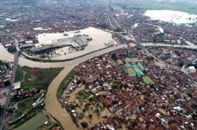 Kendalikan Banjir di Klungkung Bali, Ini Upaya Kementerian…