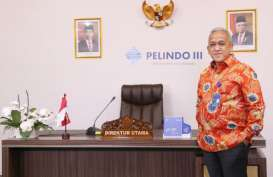 Bos Pelindo III Saefudin Noer Jadi The Best Performing CEO